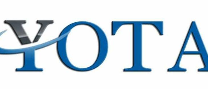 Yota: Une nouvelle information